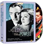 Myrna Loy and William Powell Collection (Manhattan Melodrama / Evelyn Prentice / Double Wedding / I Love You Again…