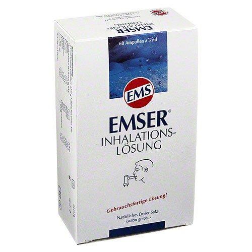 Emser Inhalations-Lösung Ampullen à 5 ml, 60 St