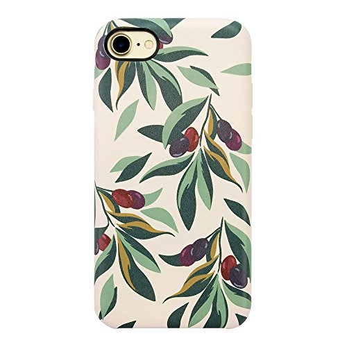 【iPhone8/7/6s/6 Case】OOTD CASE for iPhone8/7/6s/6 (olive) -