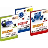 NCERT Solutions: Physics, Chemistry and Mathematics, Class - 11 (Set of 3 Books) price comparison at Flipkart, Amazon, Crossword, Uread, Bookadda, Landmark, Homeshop18