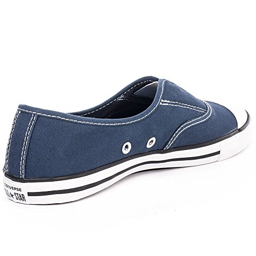 Converse Mandrini 551517C Chuck Taylor All Star Cove Slipper Blu Navy, Converse Schuhe Damen Slim Sizegroup Leiste 7 5/B:38