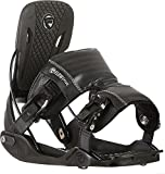 Flow Five Fusion Snowboard Bindings 2018 - Men's Black Large