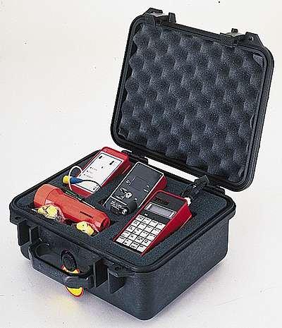 Pelican 1120-BLK Unbreakable Instrument Case, 7-3/8