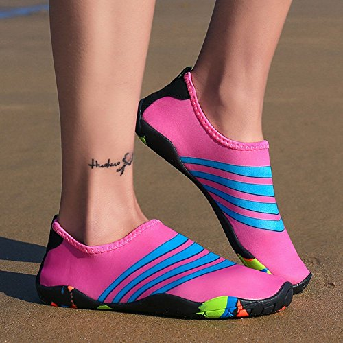 Walking for Beach Garden Quick 187 Shoes Lake Water Running Mens Socks Barefoot Rose Eagsouni Sports Yoga Swim Boating Kids Aqua Unisex Dry and Surf Womens Park Driving Adults 6qAzBwXR