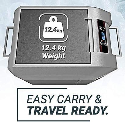 LLYU Compresor del congelador de refrigerador (24, 35 litros) Mini ...