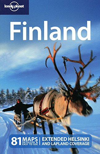 Lonely Planet Finland (Country Travel Guide)