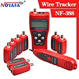 Multi-functional Handheld Cable Tester Network Cable LAN Ethernet Wire Tester Telephone Cable Rj45 Rj11 Tester Nf388
