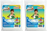 Sands Alive! By Play Visions 2-pound Bulk Bag No Mess Sand 2 Pack-4 LBS