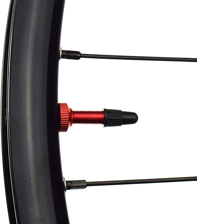 DRIFT MANIAC 1 par de válvulas de Aluminio para Bicicleta, sin ...