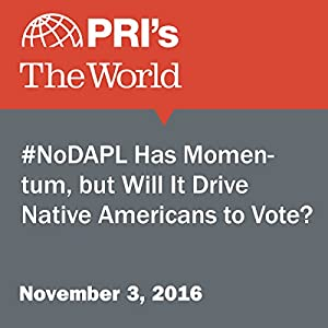 #NoDAPL Has Momentum, but Will It Drive Native Americans to Vote?