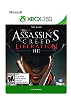 Assassin's Creed Liberation - Xbox 360 [Digital Code]