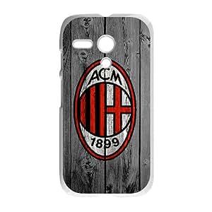 AC Milan Motorola G Cell Phone Case White E0575757