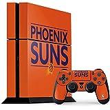 Phoenix Suns PS4 Console and Controller Bundle Skin - Phoenix Suns Standard - Orange   NBA X Skinit Skin
