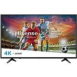 "Hisense Televisor LED 65"" Smart TV Ultra HD 4K 65H6E (Certified Refurbished/Reacondicionado)"
