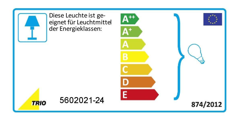 Trio Leuchten Pendelleuchte, rostfarbig glas glas glas weiß 3402011-24 229629