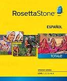 Rosetta Stone Spanish (Spain) Level 1-5 Set for Mac [Download]