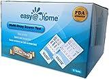 15 Pack #EDOAP-654 - 5 Panel Instant Urine Drug Test - Marijuana (THC),Cocaine (COC),Opiate (OPI 2000),Benzodiazepines (BZO),Methamphetamine (MET)