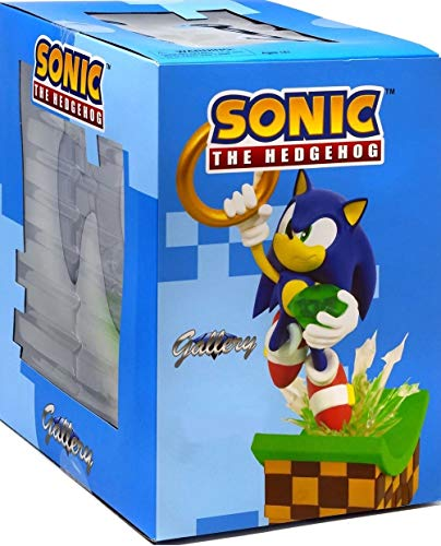 (Sonic The Hedgehog Diamond Selects Sonic Exclusive Statue)