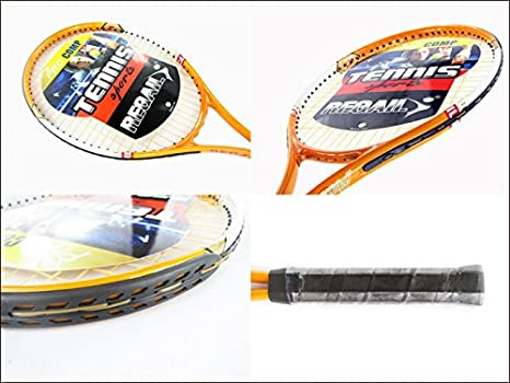 Amazon.com: REGAIL Deportes Raqueta de tenis con Paletero ...