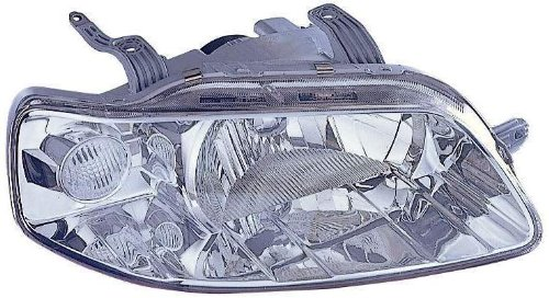 (Depo 335-1134R-AS Chevrolet Aveo/Pontiac Wave Passenger Side Replacement Headlight Assembly)