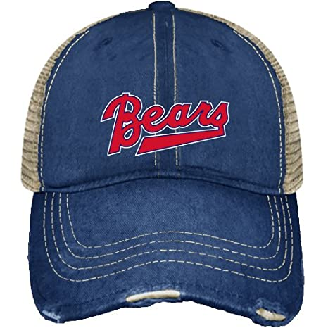 Amazon.com   Original Retro Brand Minor League Baseball Denver Bears ... a5dfd759742
