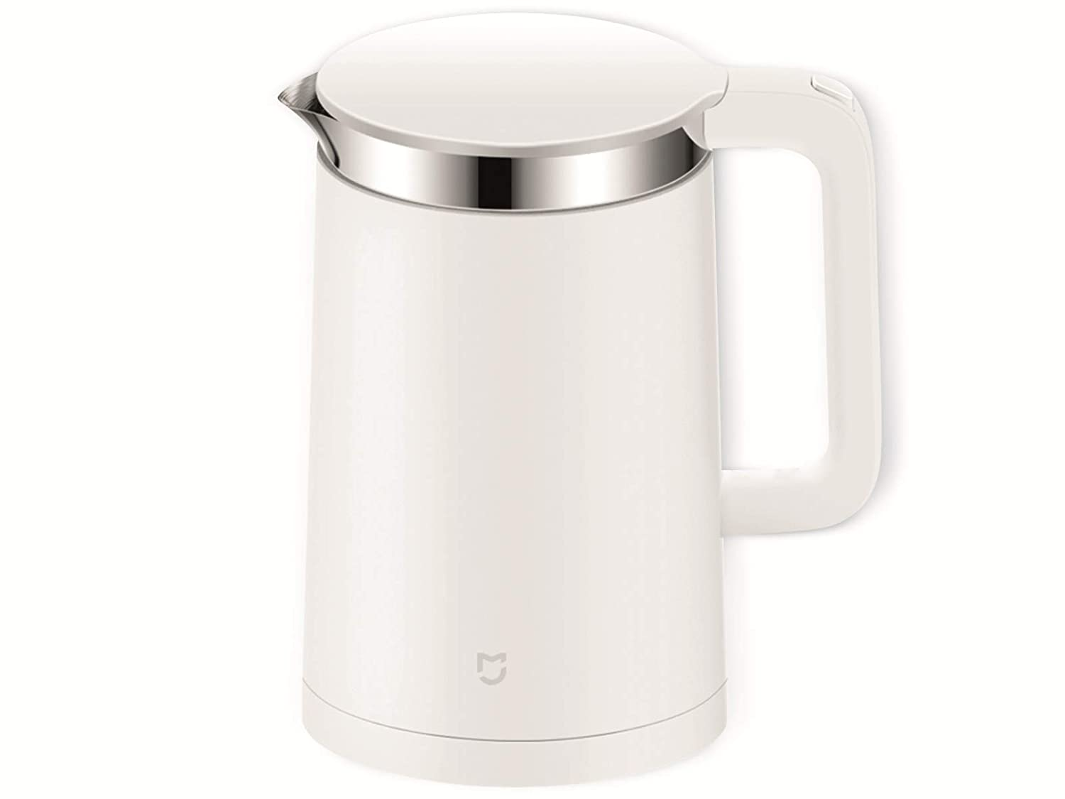 color blanco Hervidor el/éctrico con interior de acero inoxidable 1800W 1.5 litros Xiaomi Mi Electric Kettle SKV4035GL EU version