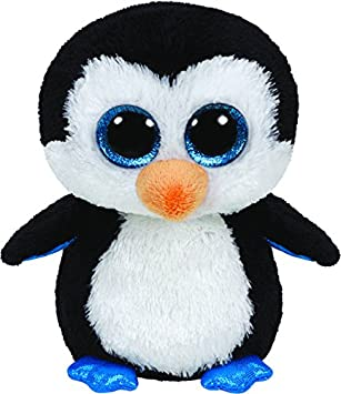 74a075d7a20 Ty 36904 - WADDLES BUDDY - PIN  Amazon.co.uk  Toys   Games