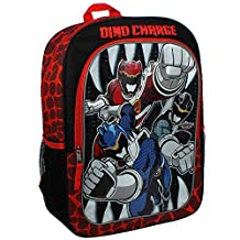 Power Rangers Boys' 16-Inch Dino Charge Backpack