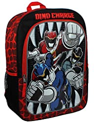 Power Rangers Boys 16-Inch Dino Charge Backpack