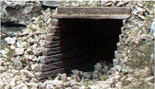 Woodland Scenics Timber N Scale Culverts