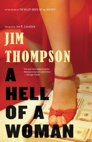 """A Hell of a Woman"" av Jim Thompson"