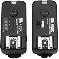 PIXEL 2.4GHz Wireless Shutter Remote Control Flash Trigger Transmitters hot shoe support TTL flash for Canon 5D Mark II III IV 1100D 1000D 700D 650D 600D 500D 450D 100D 60D DSLR Digital Camera