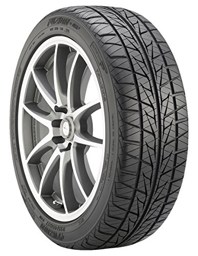 Fuzion UHP Sport Performance Radial Tire -245/45R17 99W
