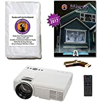 AtmosFearFX MIXED Compilation Video Projector Kit on USB. Includes effects from Bone Chillers, Ghostly Apparitions, Macabre Manor, Phantasms and Witching Hour