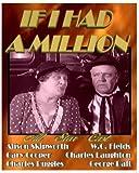 If I Had a Million ~ W.C. Fields