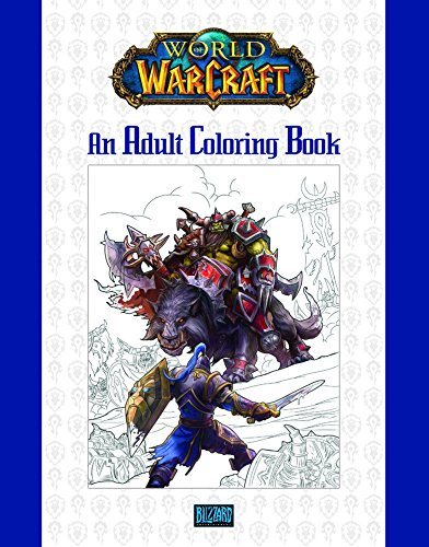 World-of-Warcraft-An-Adult-Coloring-Book