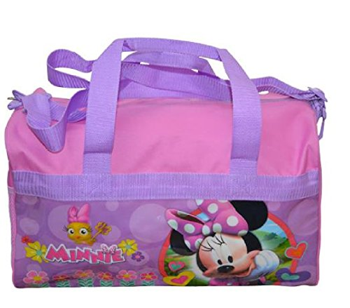 Disney Minnie Mouse Polyester Duffle Bag Kids