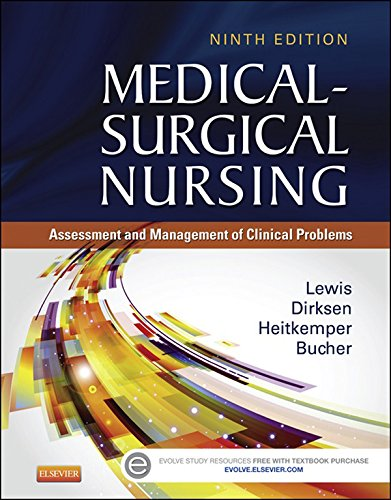 Medical-Surgical Nursing - E-Book: Assessment and Management of Clinical Problems, Single Volume (Single Lewis)