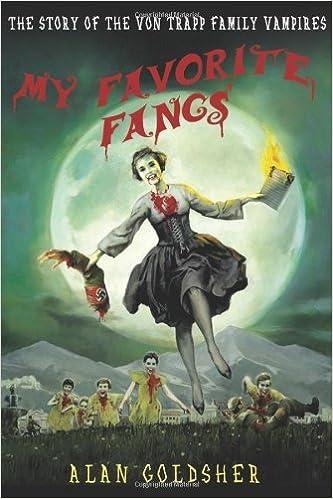 Book My Favorite Fangs by Alan (2012-08-30)