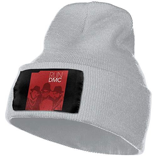 The Essential Run DMC Women's Winter Beanie Hat Scarf Set Warm Knit Hat Thick Knit Skull Cap ()