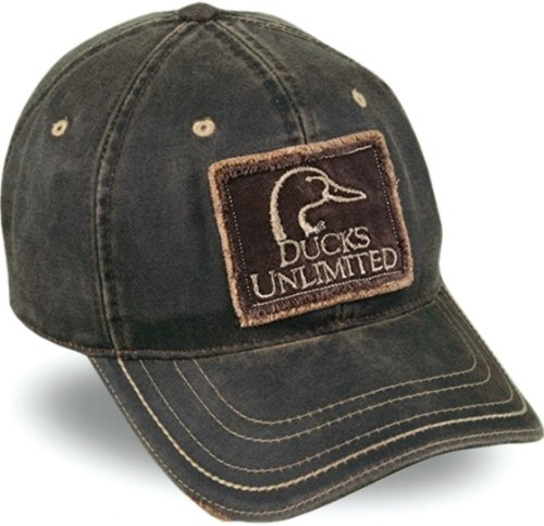 Ducks Unlimited Hat - Ducks Unlimited® Weathered Cotton Cap