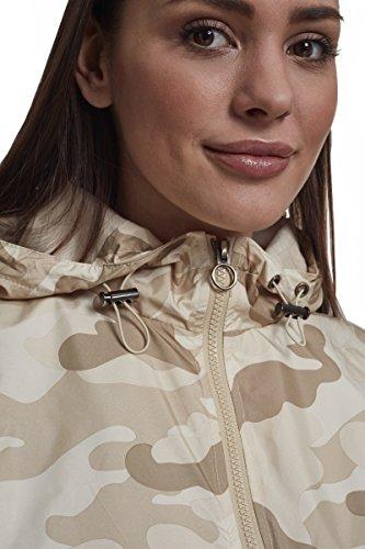 Classica Da Pullover Multicolor sabbia Donna Giacca 00867 Camo 4vxnHEndq