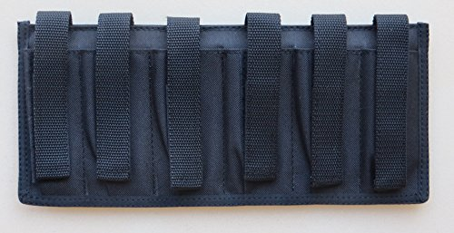 Six Pack Mag Pouch for 45 ACP 1911 Style Magazines-7-9 Rounds-Colt,Springfield,Kimber,S&W,Similar