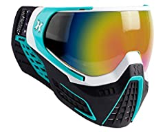 The HK Army KLR Goggle system is the most comfortable, innovative, and customizable goggle in the history of paintball. The KLR Goggle system features an optically correct, high-definition, UV\IR shielded dual-pane thermal lens, dual-density ...