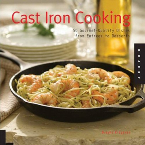 Lodge Cast Iron Cooking Cookbook