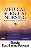 img - for Medical-Surgical Nursing - Two-Volume Text and Clinical Decision Making Study Guide Revised Reprint Package: Patient-Centered Collaborative Care, 7e book / textbook / text book