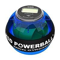 Powerball Pro Indestructiball Trainingsball, Blau, 280Hz