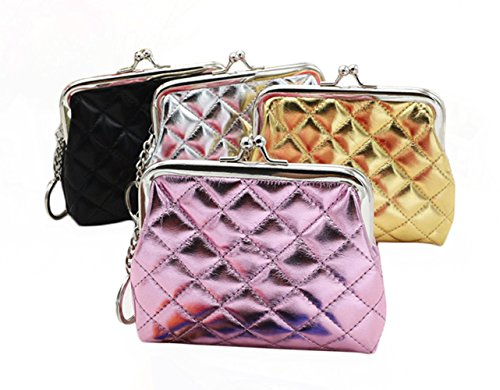 Quilted Shoulder Pouch - 9