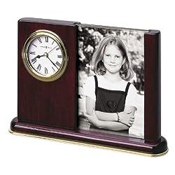 Howard Miller 645-498 Portrait Caddy Table Clock