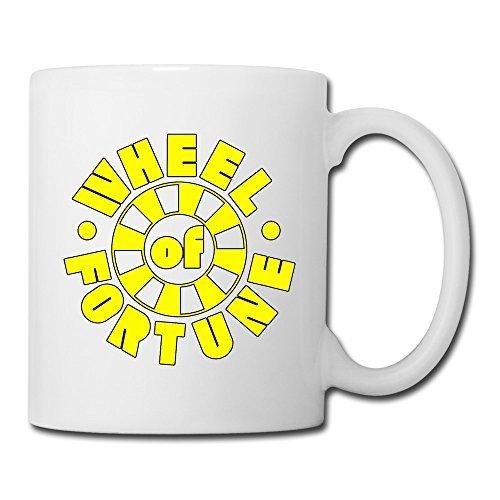 Custom Wheel Of Fortune Tea Mug Gift By Ptlaimi.